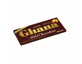 Lotte Ghana Mild Chocolate - Case