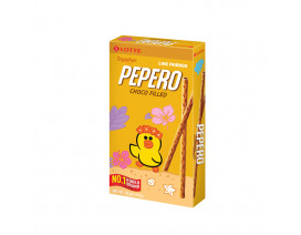 Lotte Pepero Choco Filled - Case