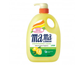 Mama Lemon Dish Washing Liquid Regular Pump - Case