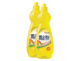 Mama Lemon Dish Washing Liquid Regular Twinpack - Case