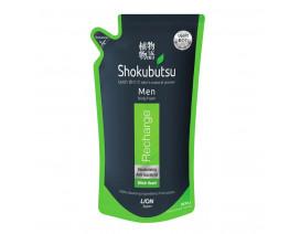 Shokubutsu Men Body Foam Recharge (MY) - Case