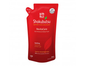 Shokubutsu RevitaCare Body Foam Soothing - Case