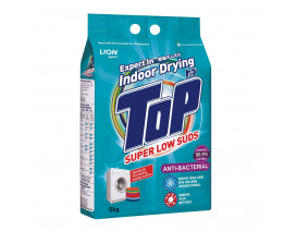 Top Detergent Anti-Mite Dust Super Low Suds Anti Bacterial - Case