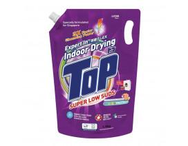 Top Liquid Detergent Super Low Suds Colour Protect Refill - Case