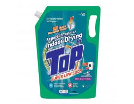 Top Liquid Detergent Super Low Suds Anti Bacterial Refill - Case