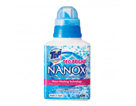 Top Nanox Ultra Concentrated Liquid Detergent Deo Bright - Case