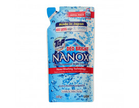 Top Nanox Ultra Concentrated Liquid Detergent Deo Bright Refill - Case