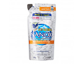 Top Nanox Ultra Concentrated Liquid Detergent Anti Bacterial Refill - Case