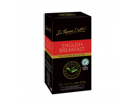Lipton Sir Thomas English Breakfast - Case