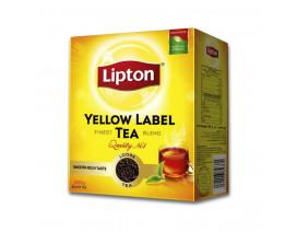 Lipton Yellow Label Tea Leaves - Case