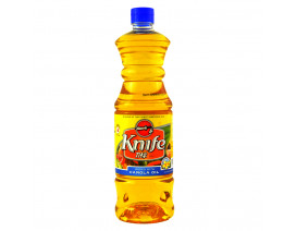Knife Added With Canola Oil - Case
