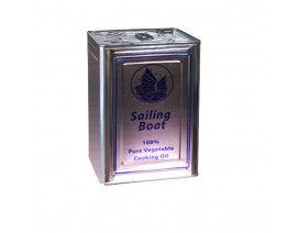 Sailing Boat Pure Vegetable Cooking Oil - Case