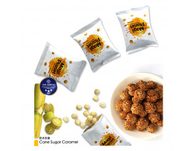 Magi Planet Gourmet Popcorn Cane Sugar Caramel - Case