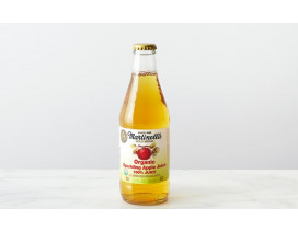 Martenellis  Organic 100% Pure Sparkling Apple Juice - Case