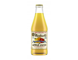 Martenellis 100% Pure Sparkling Apple Juice - Case