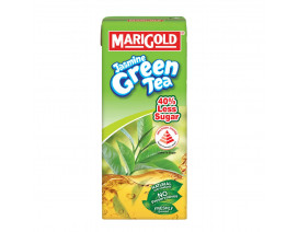 Marigold Jasmine Green Tea Drink Less Sweet - Case