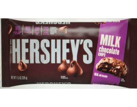 Hershey's Milk Choco Chips - Case