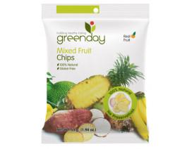 Greenday Mixed Fruit (Crispy Fruits) - Case