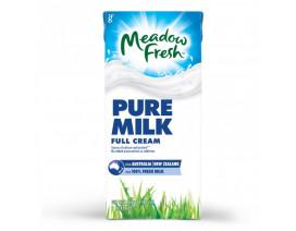 Meadow Fresh Full Cream Milk - Case