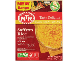 MTR Saffron Rice - Case