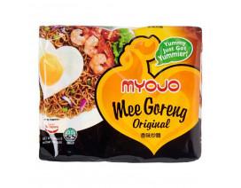 Myojo Mee Goreng Instant Noodles - Case