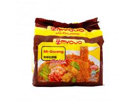 Myojo Mee Goreng Spicy Instant Noodles - Case