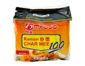 Myojo Ramen Char Mee 100 Dry Instant Noodles - Case
