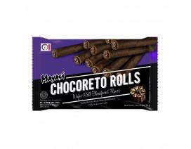 Mayasi Chocoreto Rolls Black Forest Flavour - Case