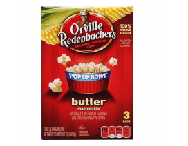 Orville Redenbacher's Butter Flavor Popping Corn - Case