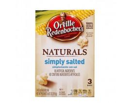 Orville Redenbacher's Naturals Popping Corn - Case