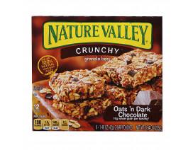 Nature Valley Granola Bar Oats & Dark Chocolate - Case