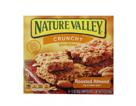 Nature Valley Granola Bar Crunchy Roasted Almond - Case