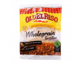 Old El Paso Tortilla 6's Wholegrain - Case