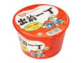 Nissin Chu Qian Yi Ding Sesame Oil Bowl Instant Noodles - Case