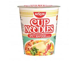 Nissin Cup Noodles Spicy Seafood Instant Noodles - Case