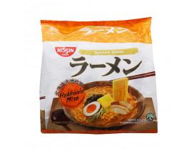 Nissin Ramen Hokkaido Miso Instant Noodles - Case