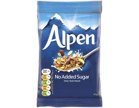 Alpen No Added  Sugar Sachet - Case