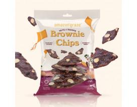 Amazin' Nuts n' Raisins Brownie Chips - Case