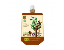 Nature Village Pear Bellflower 100% Natural Fruit Juice - Case