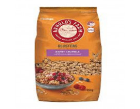 Arnold's Farm Clusters Berry Crumble - Case