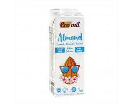 Ecomil Almond Nature Calcium Sugar Free - Case