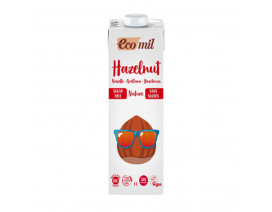 Ecomil Hazelnut Nature Sugar Free - Case