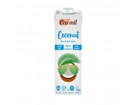 Ecomil Coconut Milk Nature Calcium Sugar Free - Case