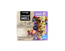 Heritage Mill Very Berry Bars - Case