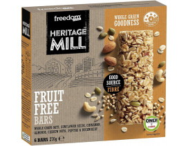 Heritage Mill Fruit Free Bars - Case