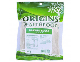 Origins Health Food Baking Power Yeast - Case