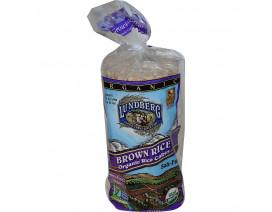 Lundberg Organic Brown Rice Cake - Case