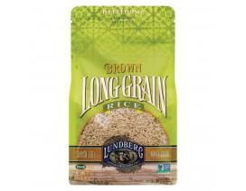 Lundberg Organic Long Grain Rice - Case
