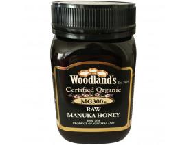 Woodlands Organic Manukablack 300 - Case