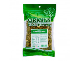 Origins Health Food Organic Pumpkin Seed - Case